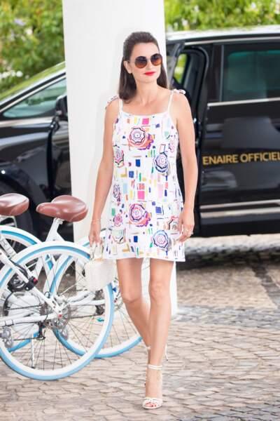 Penélope Cruz au 72e Festival de Cannes