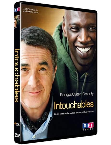 DVD Intouchables, 19,99 euros