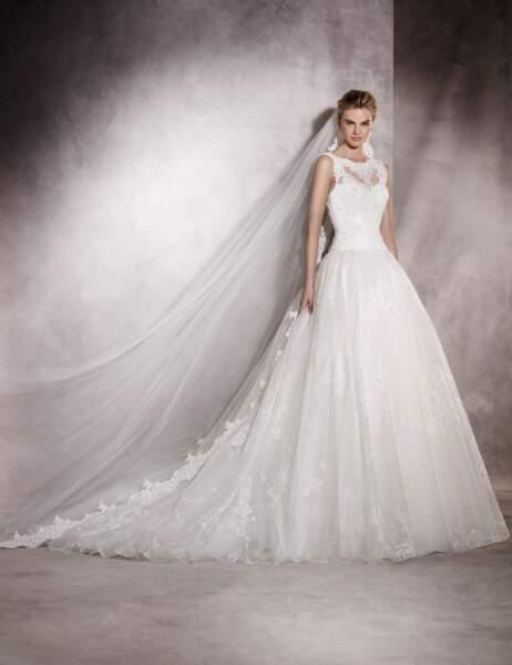 Robe de mariée Pronovias : Antartica