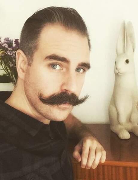 Movember : moustache idée 11