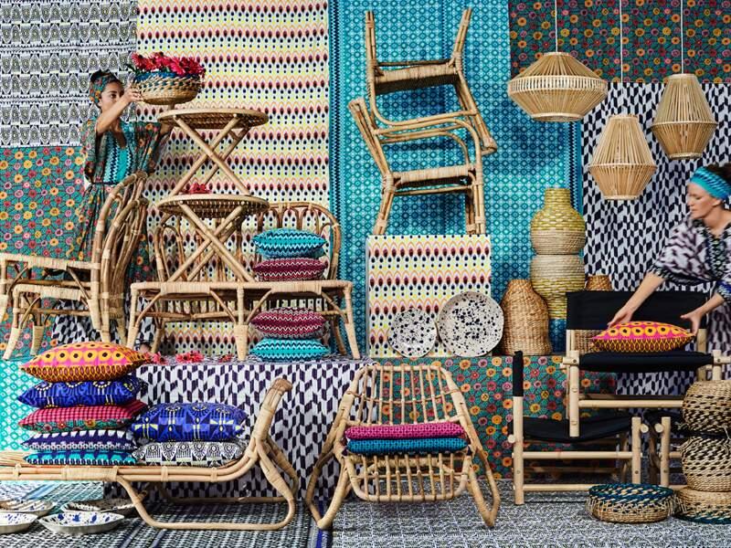 Une collection multi-culturelle chez IKEA