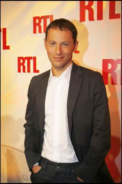 Marc-Olivier Fogiel a travaillé entre 2012 et 2019 à RTL