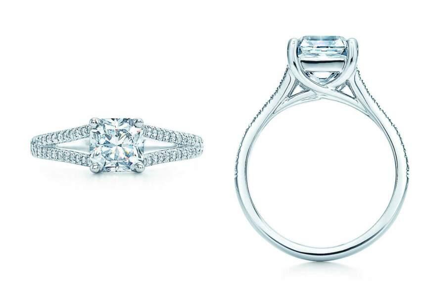 Bague Lucida®, anneau de diamants