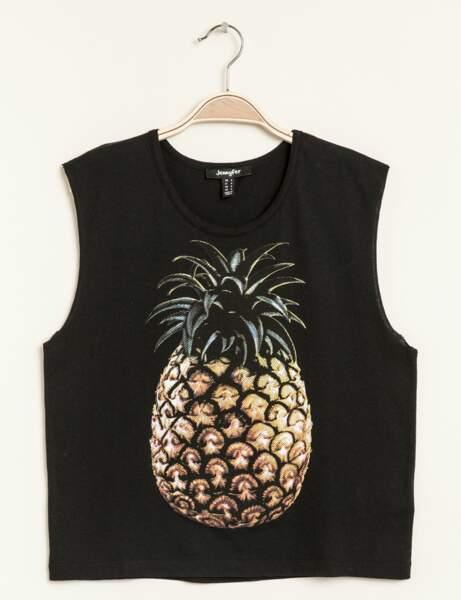 Le débardeur ananas