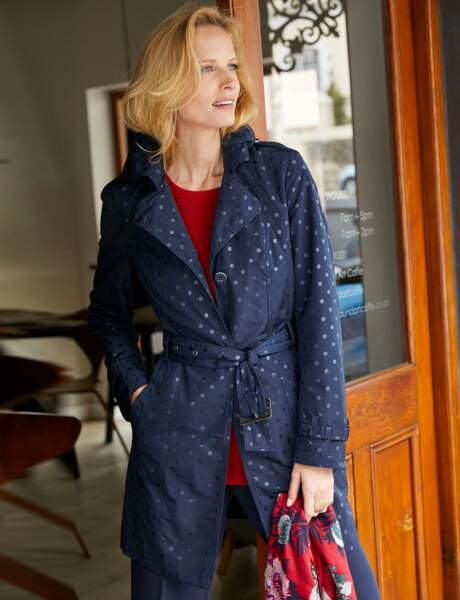 Trench tendance : pois