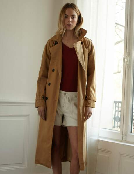 Le trench camel