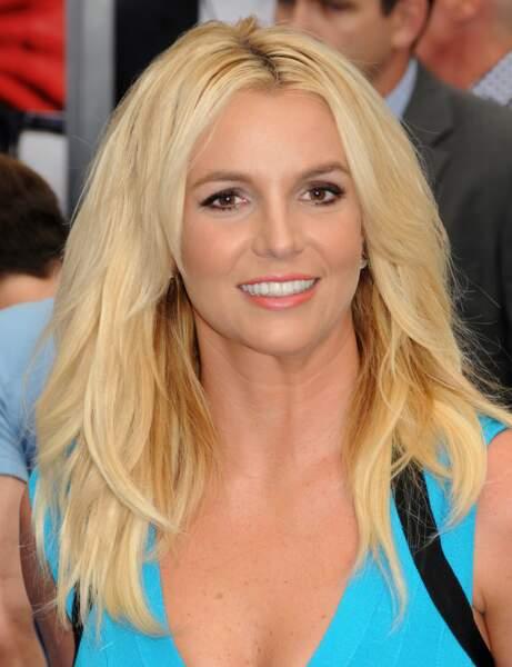 Le blond californien de Britney Spears