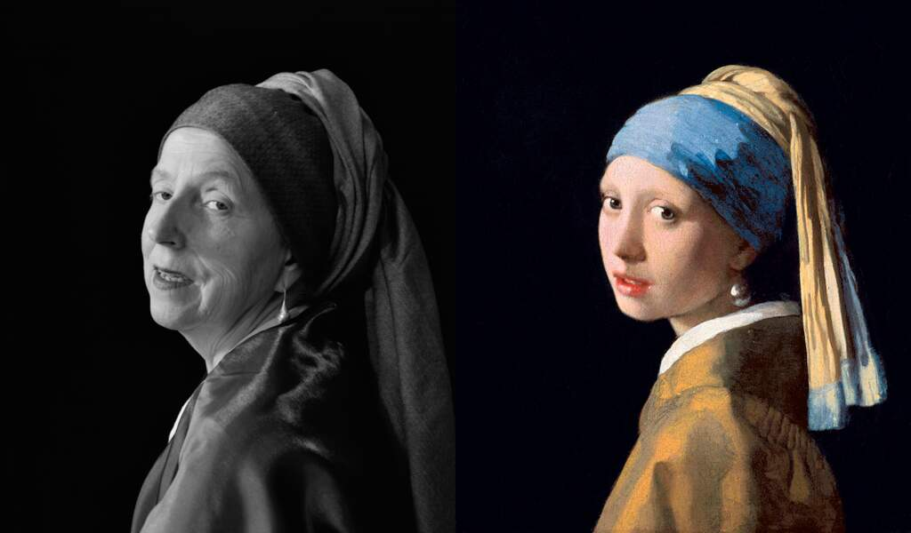La Jeune Fille à la perle, de Johannes Vermeer