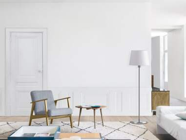 Deco à la peinture blanche, l'atout fraîcheur