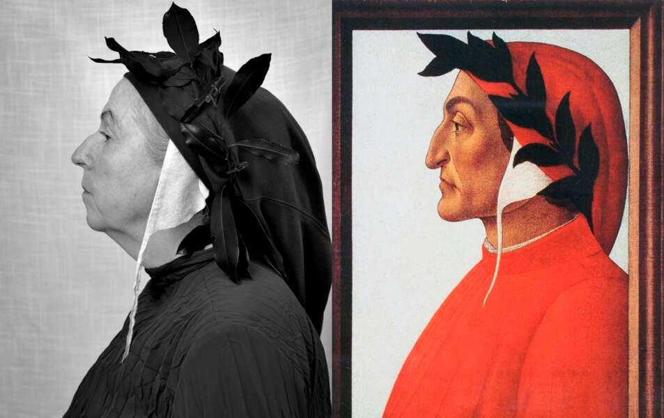 Dante Alighieri, de Sandro Botticelli