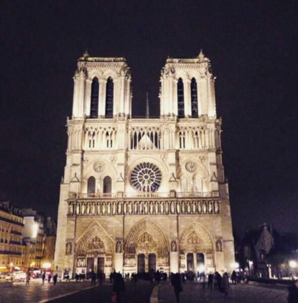 4. Cathédrale Notre-Dame de Paris