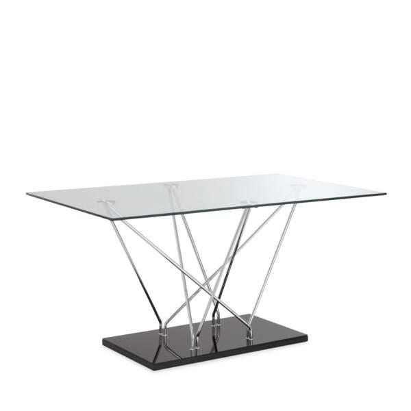Table en verre Alinéa