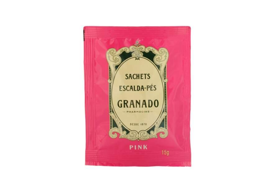 Les sels de bain Pink Granado
