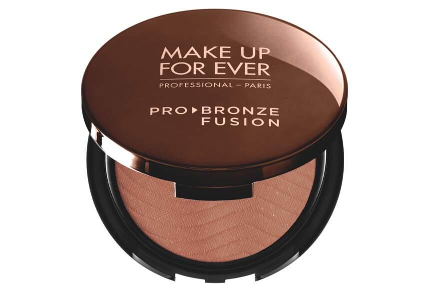 Poudre bronzante Waterproof, Make Up For Ever : pour les plus sportives