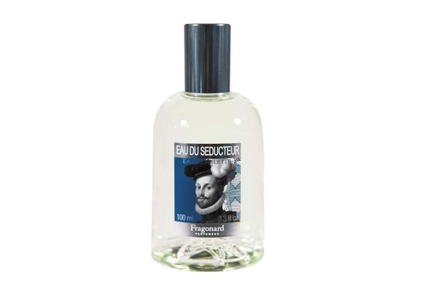 Un parfum pour flatter sa virilité