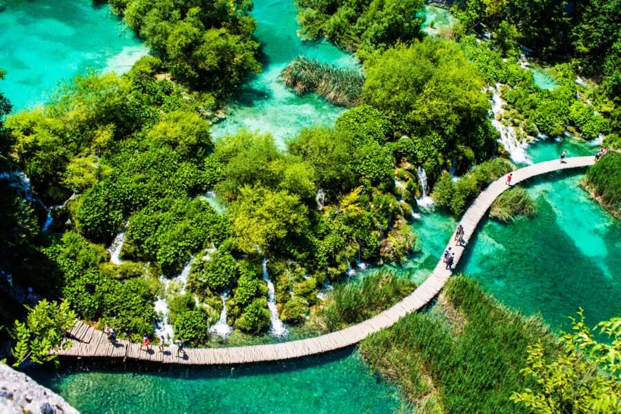 Croatie – Parc National des Lacs de Plitvice