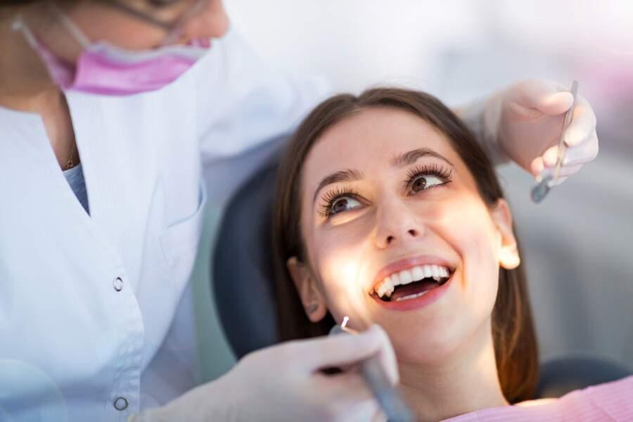 Le rendez-vous chez le dentiste : tous les ans