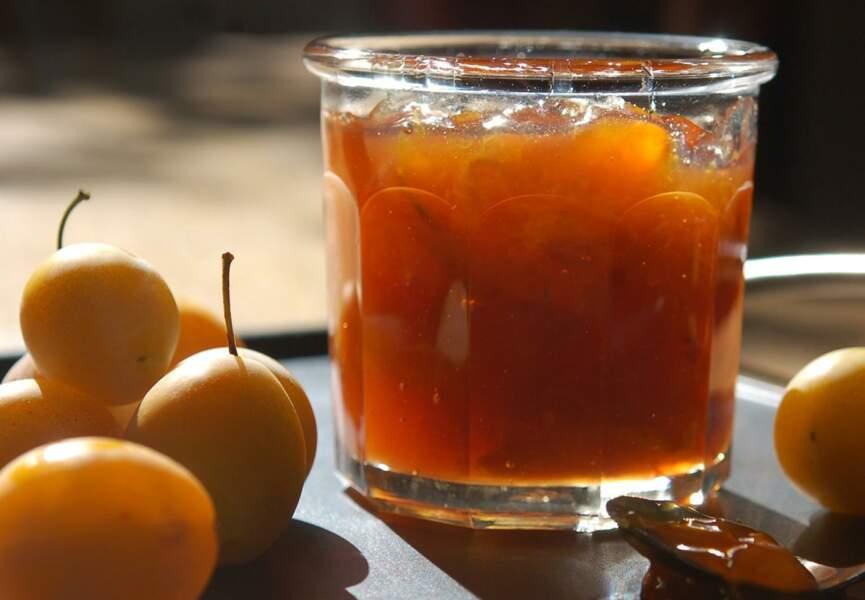 Marmelade de reines-claudes