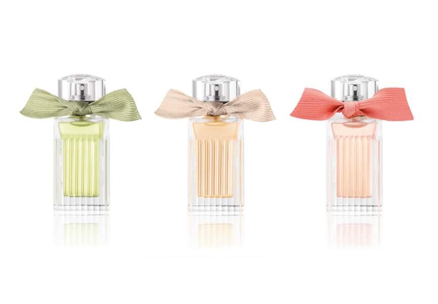 Pour elle : 3 mini parfums Chloé