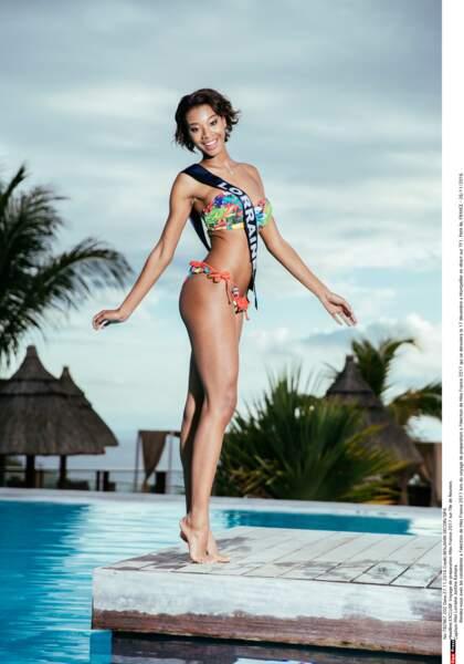 Miss France 2017 : miss Lorraine Justine Kamara