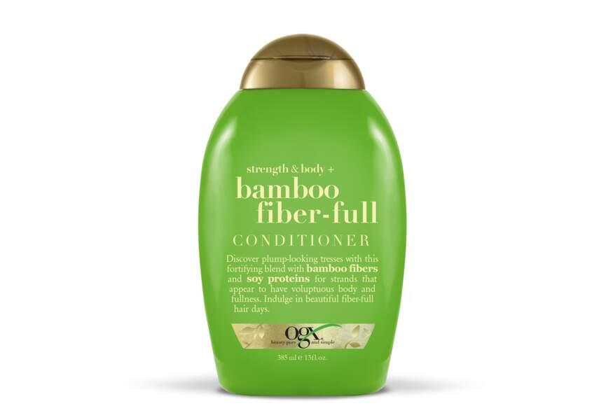 Après-Shampooing Bamboo Fiber-Full OGX