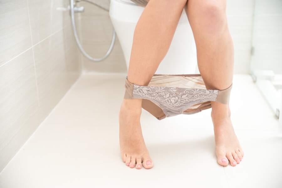 Allez aux toilettes après chaque rapport sexuel