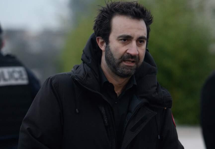 Mathieu Madénian, chroniqueur dans le journal depuis septembre