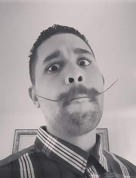 Movember : moustache idée 6