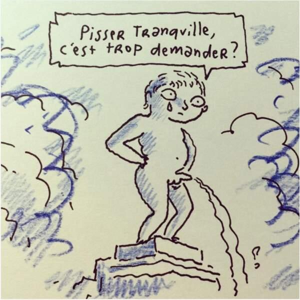 """""""Mon cœur est à Bruxelles"""", a légendé Joann Sfar"""