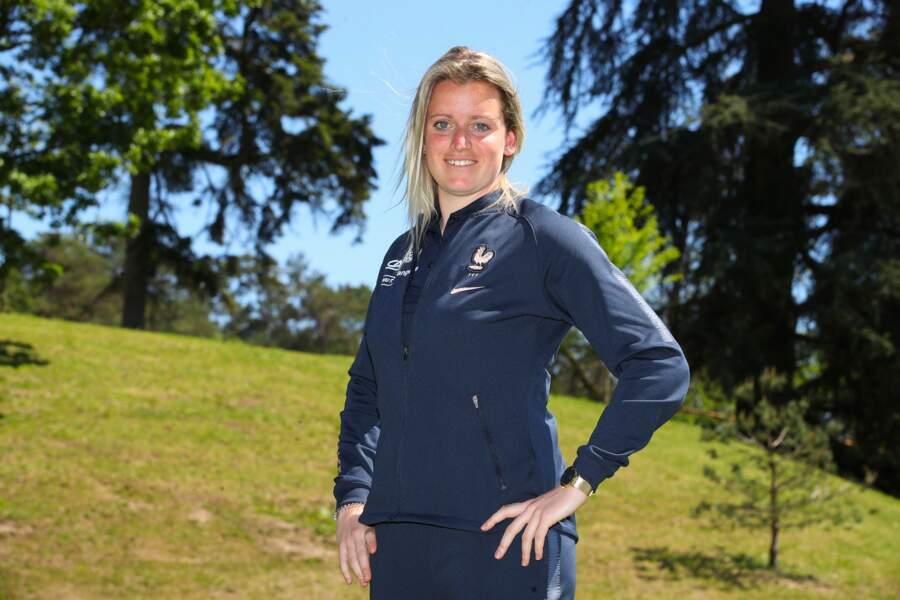 Sélection des gardiennes de but : Solène Durand