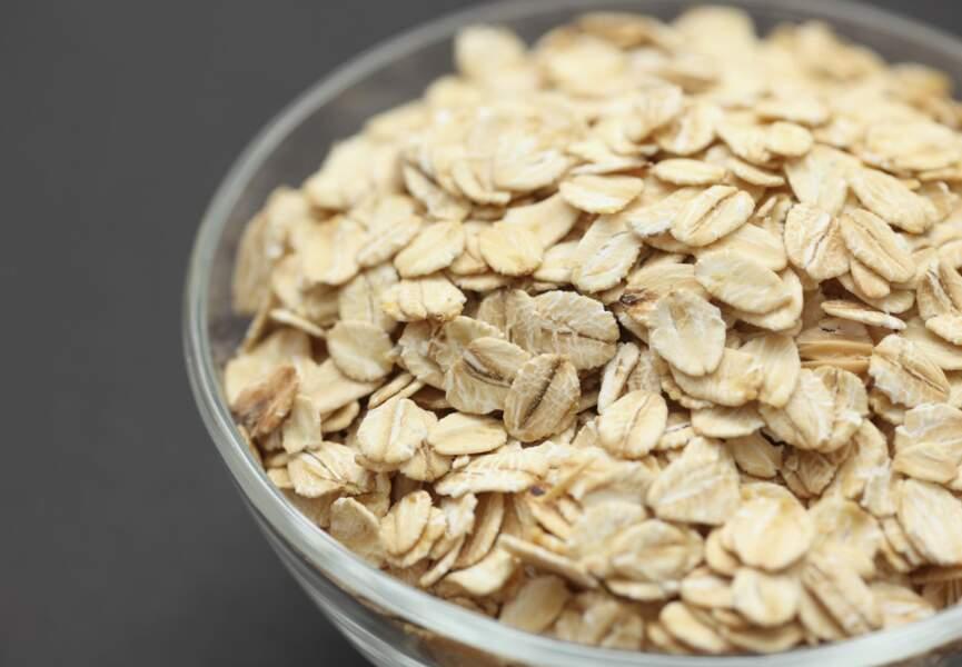 Les flocons d'avoine : une arme anti-cholestérol