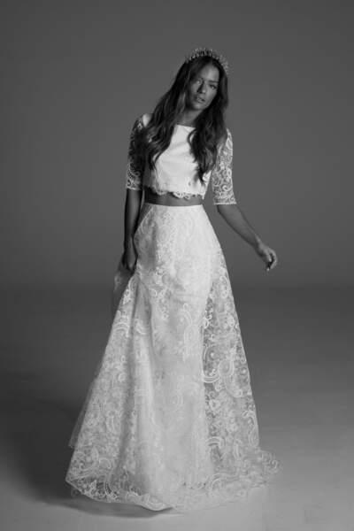 Robe de mariée Rime Arodaky : Cora Phoebe