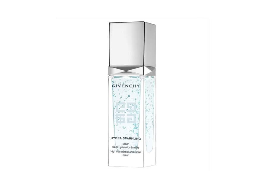 Hydratation : Sérum Haute Hydratation Lumière Hydra Sparkling de Givenchy
