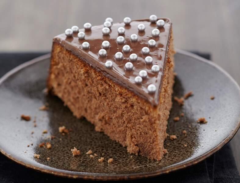 Délicieux gâteau du dimanche
