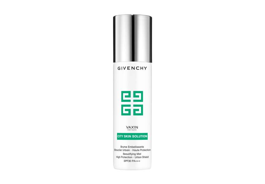 Brume embellissante City Skin Solution Vax'in Givenchy