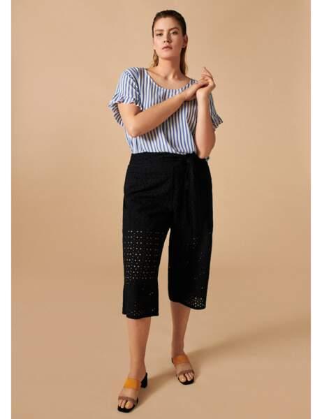 Mode grande taille : la tenue estivale chic
