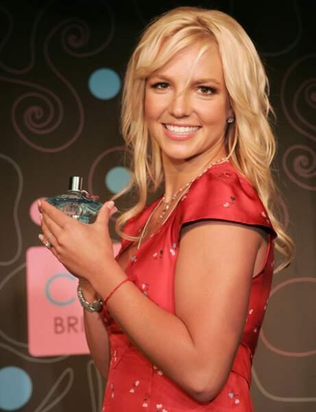 Britney Spears avant sa rupture