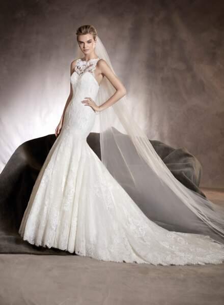 Robe de mariée Pronovias : Alexia