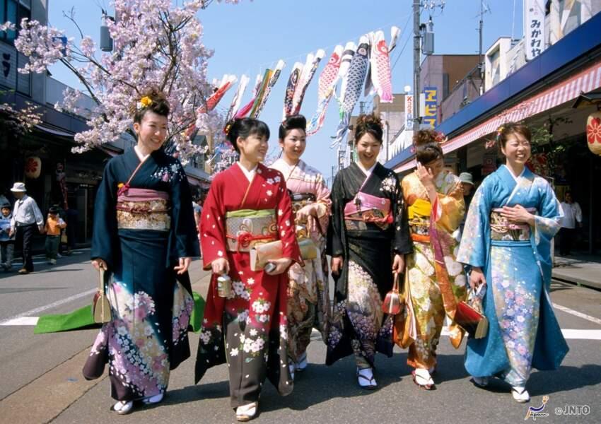 Festival de Kimono
