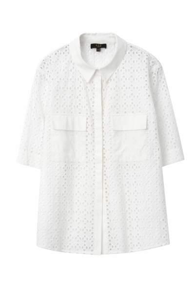 La chemise façon pyjama