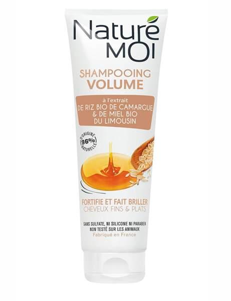 Le shampooing volume Naturé Moi