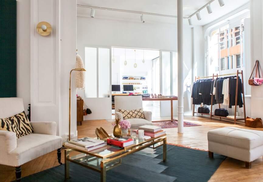 Appartement Sézane : une pause fashion