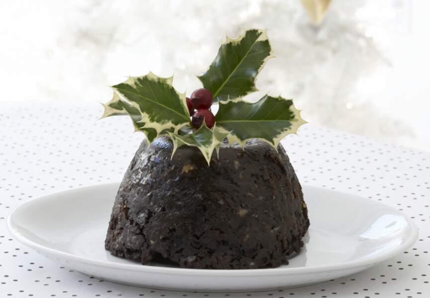Le fameux Christmas Pudding
