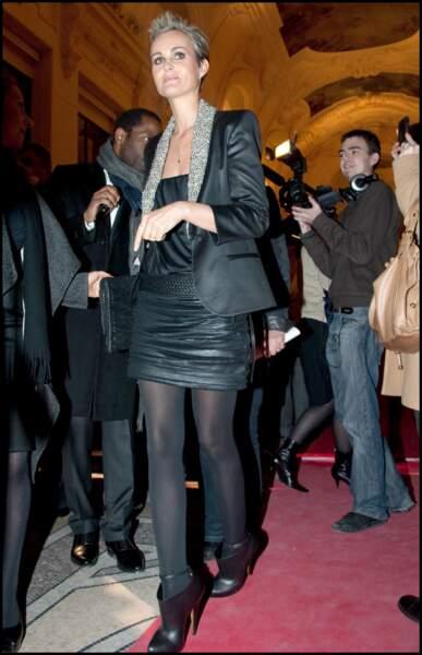 Laeticia Hallyday en 2010