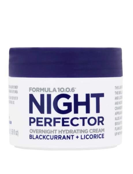 Soin perfecteur de nuit