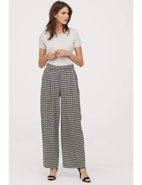 Pantalon : rétro