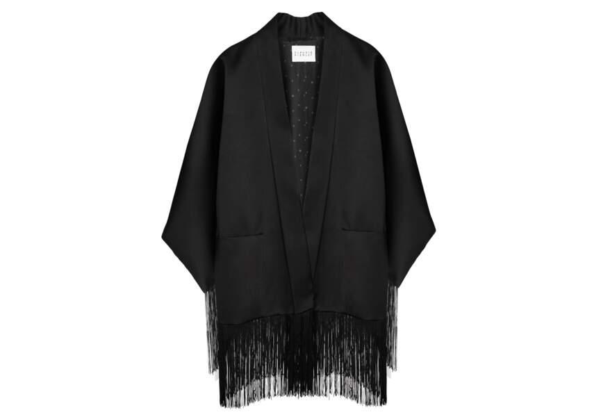 Tendance kimono: chic