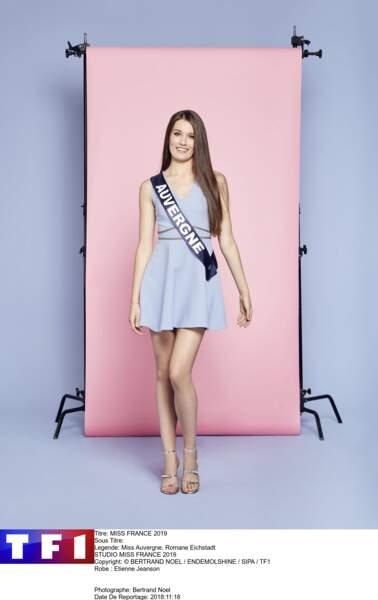 Miss Auvergne, Romane Eichstadt