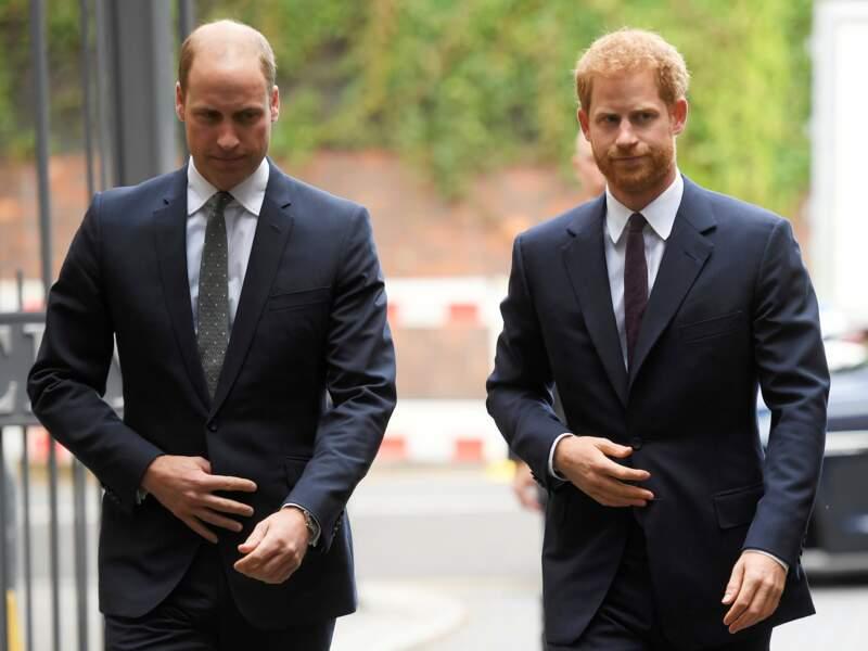 Même le prince Harry s'y serait mêlé en se brouillant avec son frère William.