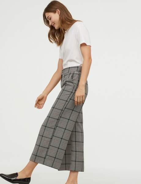 Nouveautés H&M : la pantalon taille haute